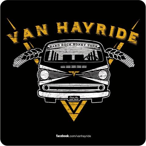 Van Hayride logo