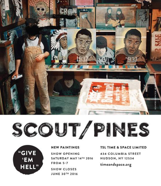 Scout/Pines Give Em Hell